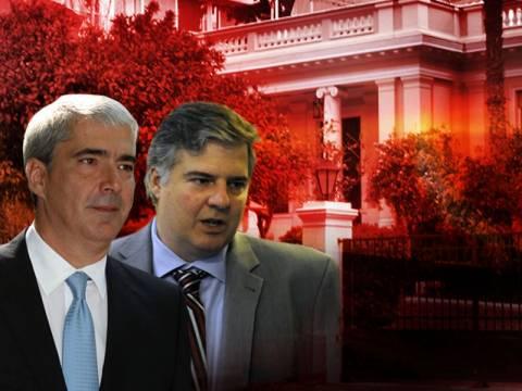 """""""Κόλαση"""" στην αυλή του Πρωθυπουργού..."""