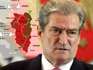 Μπερίσα:Ο αλβανικός εθνικισμός είναι …πολιτισμένος εθνικισμός!