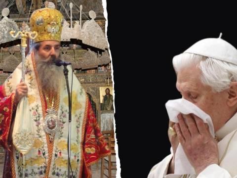 Παρέμβαση Σεραφείμ: Ο Πάπας, το «μαύρο χρήμα» και η παιδεραστία