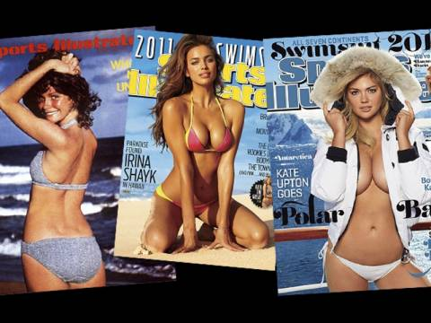 Sports Illustrated Swimsuit Issue: Τα κορίτσια με τα μπικίνι