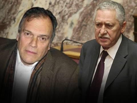 Α. Νεφελούδης: Ο αντάρτης που δείχνει «κόκκινη κάρτα» στον Κουβέλη