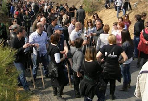 Νέες προσαγωγές για τα επεισόδια στις Σκουριές Χαλκιδικής