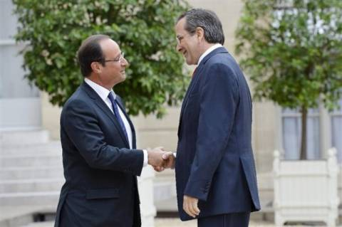 Le Figaro: Ο Ολάντ ποντάρει στην Ελλάδα