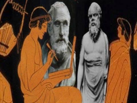 Πώς έπιναν το κρασί παγωμένο οι αρχαίοι Έλληνες;