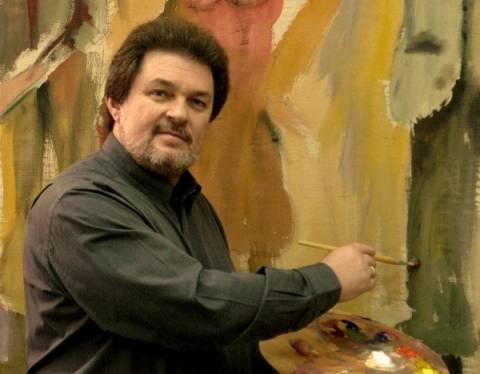 «Ατομικός Πορτολάνος»: Η νέα έκθεση ζωγραφικής του Γιάννη Μίχα