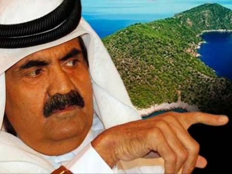 Ο Εμίρης του Κατάρ αγοράζει το νησί Οξιά στο Ιόνιο