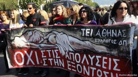 Παναγόπουλος σε Ziet: «Η Ελλάδα ένα πειραματόζωο για την τρόικα»