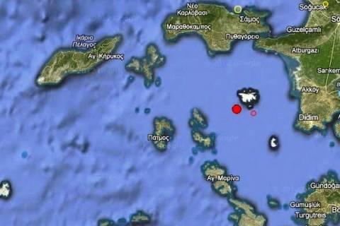 Σεισμός 3,9 Ρίχτερ στο Αγαθονήσι