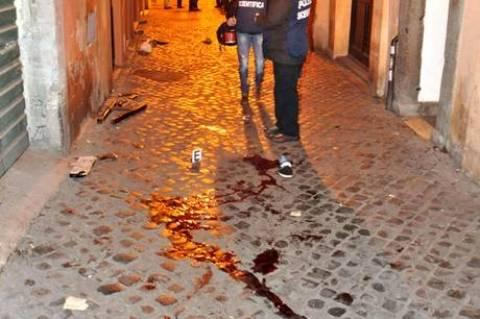 Ρώμη: Οπαδοί της Λάτσιο μαχαίρωσαν οπαδούς της Γκλάντμπαχ