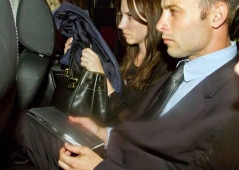 ΔΕΙΤΕ: Οι πρώτες εικόνες από την αποφυλάκιση του Pistorius!