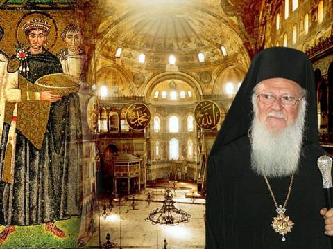 Βαρθολομαίος: «Είτε μουσείο, είτε ναός η Αγία Σοφία» (VIDEO)