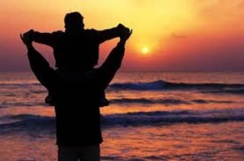 Αμαλιάδα: Μεγαλείο ψυχής από πατέρα στο παιδί του!