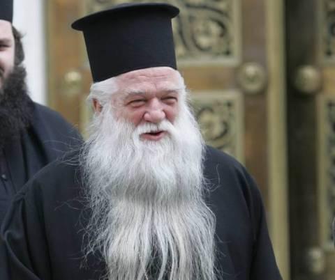 Αμβρόσιος: Απομακρυνθείτε από τον Τσίπρα, θα πάει και με το διάβολο!