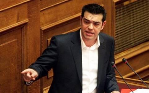 Τσίπρας: Ο Σαμαράς συμπεριφέρεται ως ψευτόμαγκας