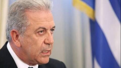 Αβραμόπουλος: Η Ελλάδα είναι ευγνώμων στον Καναδά