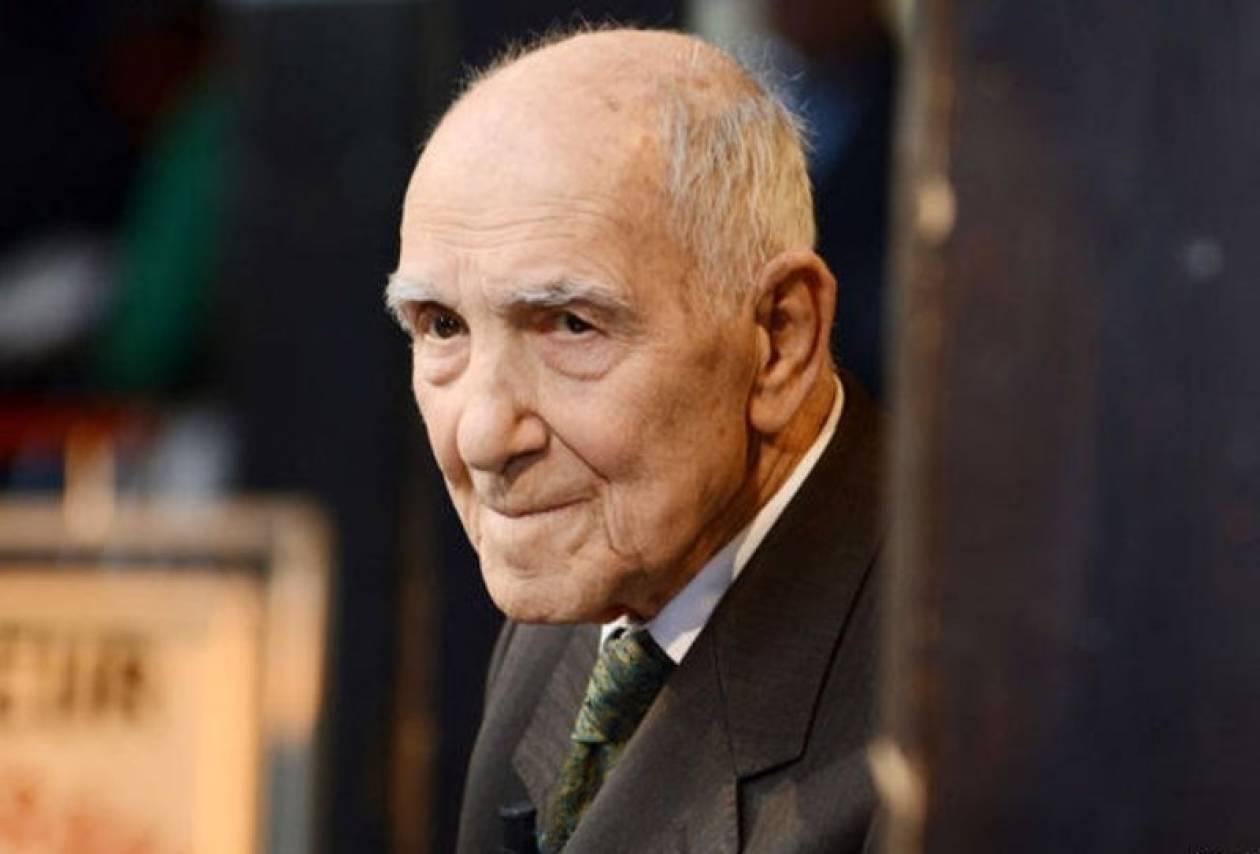 Πέθανε ο συγγραφέας των «Αγανακτισμένων» Στεφάν Εσέλ