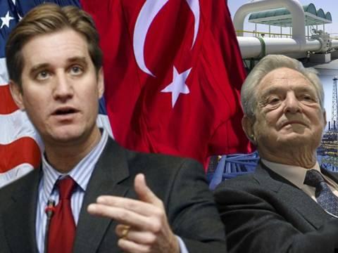 «Μπλοκάρει» τους αγωγούς στην Ελλάδα με εντολές Σόρος-Τουρκίας