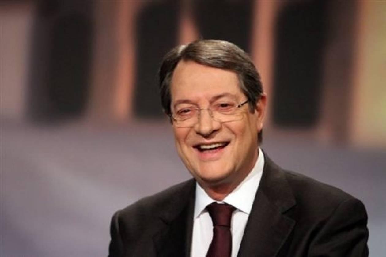 Επίσημη τελετή εγκατάστασης του Προέδρου της Κυπριακής Δημοκρατίας