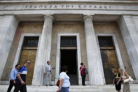 Τράπεζα της Ελλάδος: «Πάγωσαν» τα δάνεια-Μειώθηκαν οι καταθέσεις