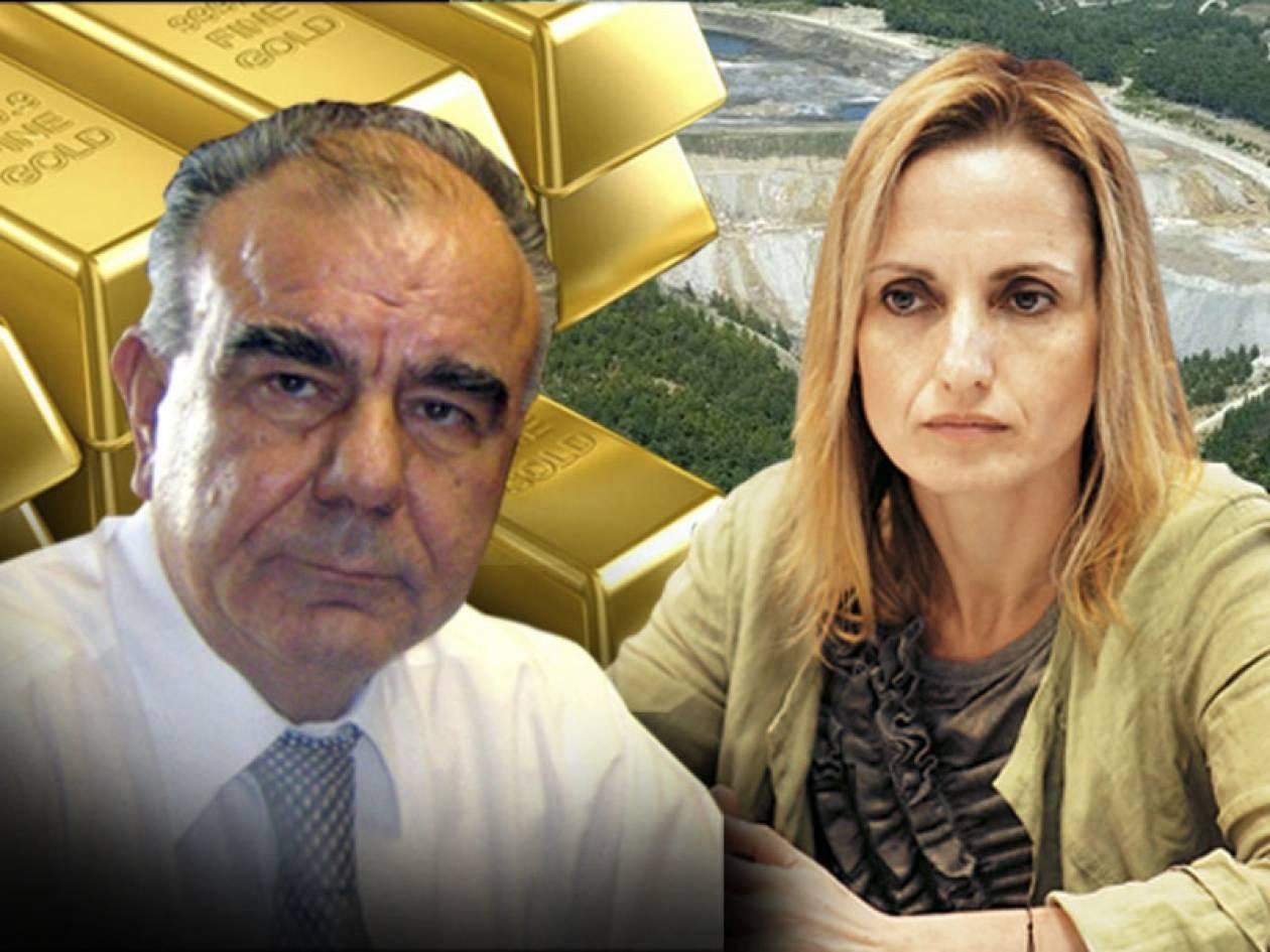 H ερώτηση-φωτιά στη Βουλή για το ξεπούλημα των Μεταλλείων Χαλκιδικής