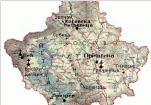 «Η ΕΕ εξετάζει λύση με ανταλλαγή εδαφών Κοσσυφοπεδίου-Σερβίας