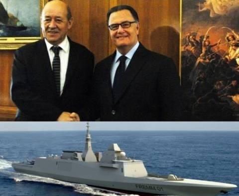 Συμφωνία Άμυνας και Ελληνογαλλική Επιτροπή που θα φέρει φρεγάτες