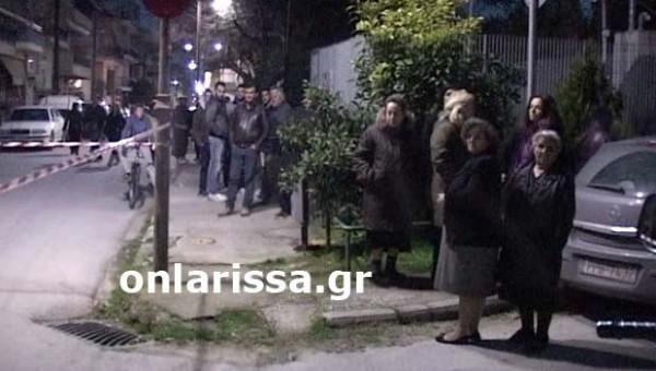 Θρήνος στη Λάρισα για τους αδικοχαμένους φοιτητές