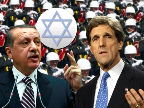 Θυμός ΗΠΑ – κατεστημένου κατά Ερντογάν για τα περί Σιωνισμού