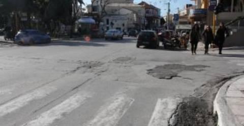 Επιστολή: Σε κακό χάλι οι δρόμοι στα Χανιά