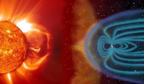 Ξεκίνησε μαγνητική καταιγίδα στη Γη