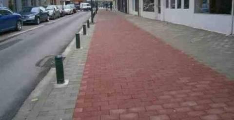 Κομοτηνή: «Παγώνει» μέχρι 11/3 η κατασκευή ποδηλατόδρομου