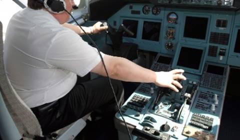 Πιλότος αποκοιμήθηκε κατά τη διάρκεια της πτήσης