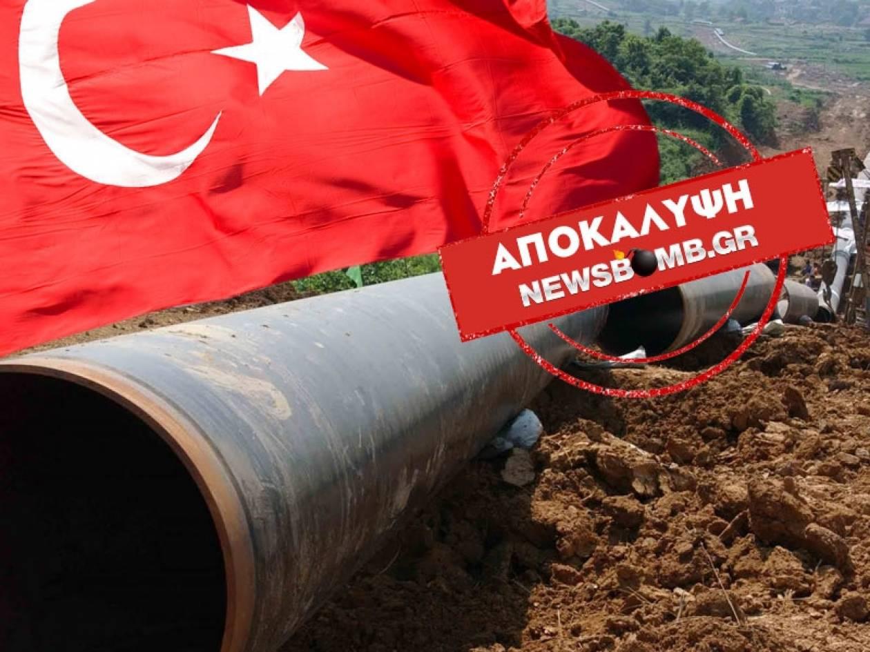 Η Τουρκία θέλει πάση θυσία την Ελλάδα εκτός της κούρσας των αγωγών