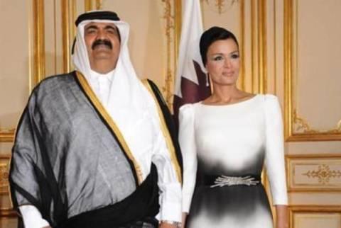 Ανάκτορο στην Οξυά ετοιμάζει ο εμίρης του Κατάρ - Δώρο στη γυναίκα του
