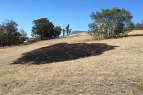 Περίεργο φως από τον ουρανό προκάλεσε φωτιά στην Τασμανία