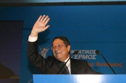 Στην Αθήνα ο Ν. Αναστασιάδης