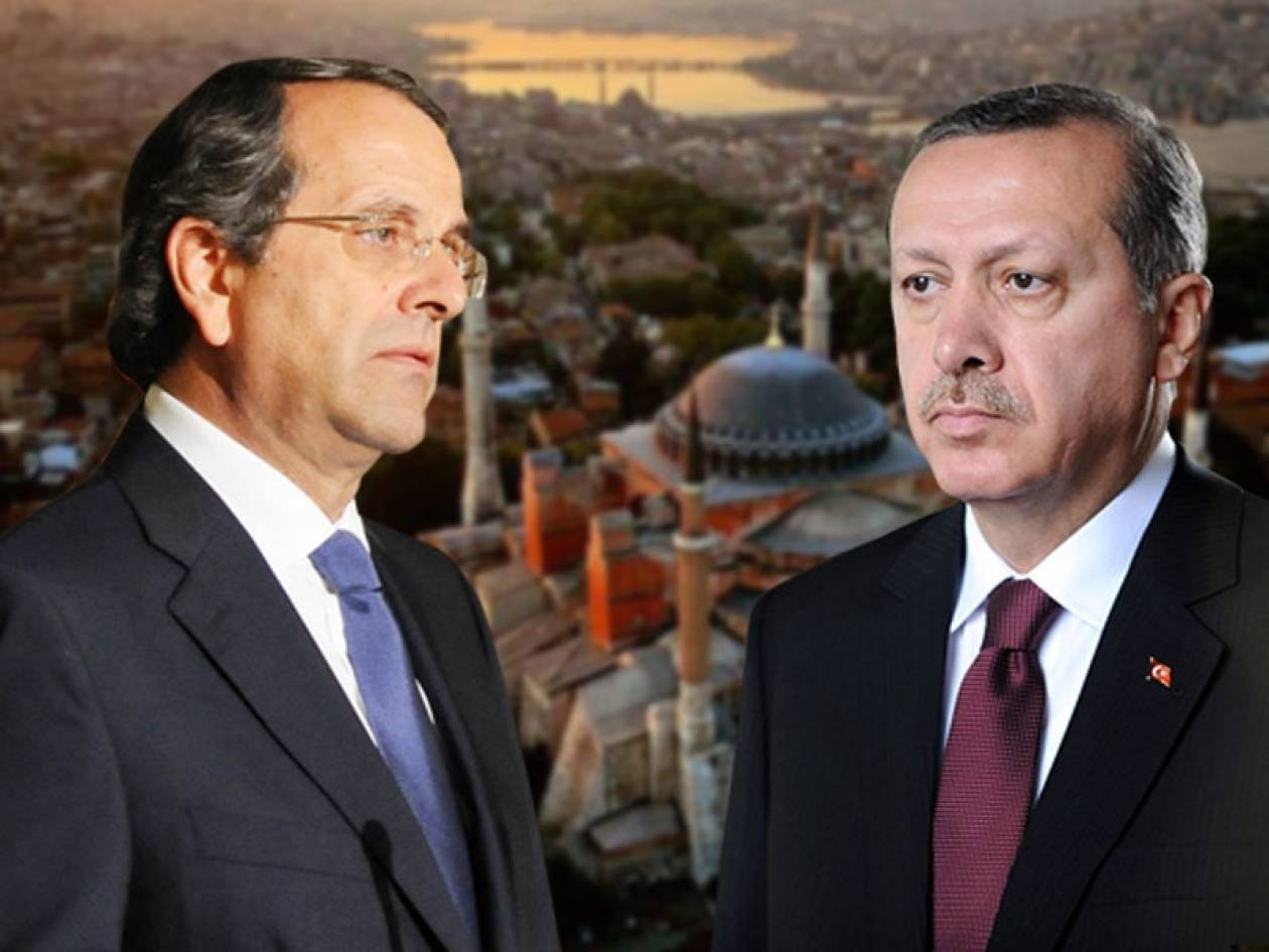 Αυτά θα πει ο Σαμαράς στον Ερντογάν για ΑΟΖ, ιμάμηδες και ...