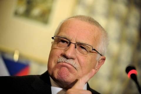 Για προδοσία παραπέμπεται ο απερχόμενος πρόεδρος της Τσεχίας