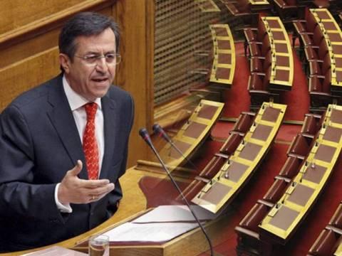 Ν. Νικολόπουλος: Τι θα πει «φιλική λύση» με την Τουρκία κ. Σαμαρά