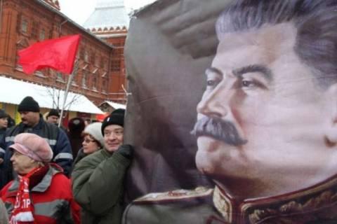 Έρευνα: Σχεδόν οι μισοί Ρώσοι έχουν θετική γνώμη για το Στάλιν