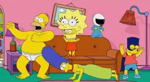 Βίντεο: Και οι Simpsons χορεύουν Harlem Shake