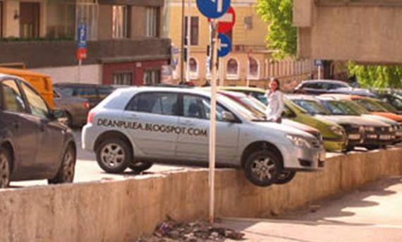 Δεν υπάρχουν: Τα χειρότερα παρκαρίσματα του κόσμου (pics)