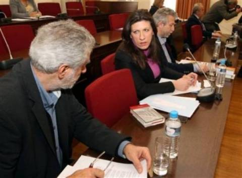 Διαμαρτυρία ΣΥΡΙΖΑ για το θέμα των μαρτύρων στην Προανακριτική