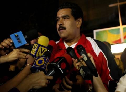 Βενεζουέλα: Αναλαμβάνει προέδρος ο Μαντούρο - Σε 30 μέρες οι εκλογές