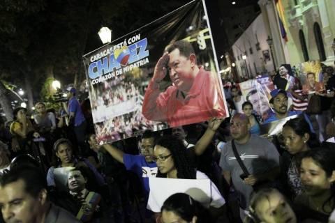 Την Παρασκευή η κηδεία του Τσάβες - Επταήμερο εθνικό πένθος