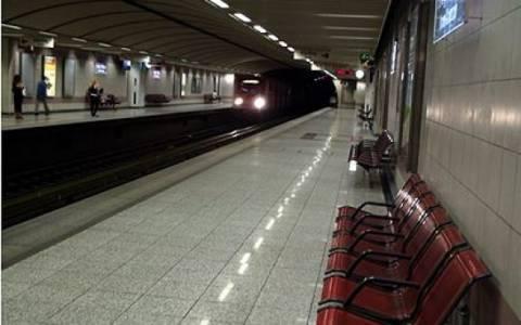 Κλειστός ο σταθμός του Μετρό στο Μέγαρο Μουσικής