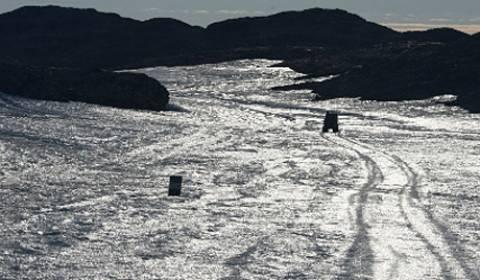 Μόνιμη παγωνιά – Το χρονικό της γεωλογικής ιστορίας της Γης