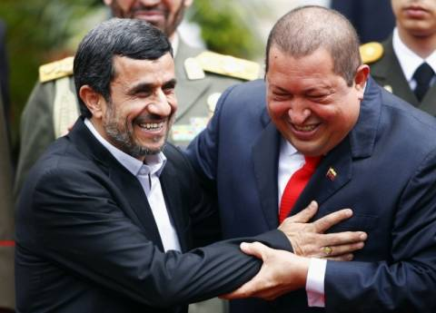 Αχμαντινετζάντ: Ο Τσάβες θα επιστρέψει μαζί με τον Χριστό
