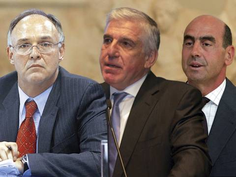 Ποινικές διώξεις για Δούκα, Παπαντωνίου και Βουλγαράκη