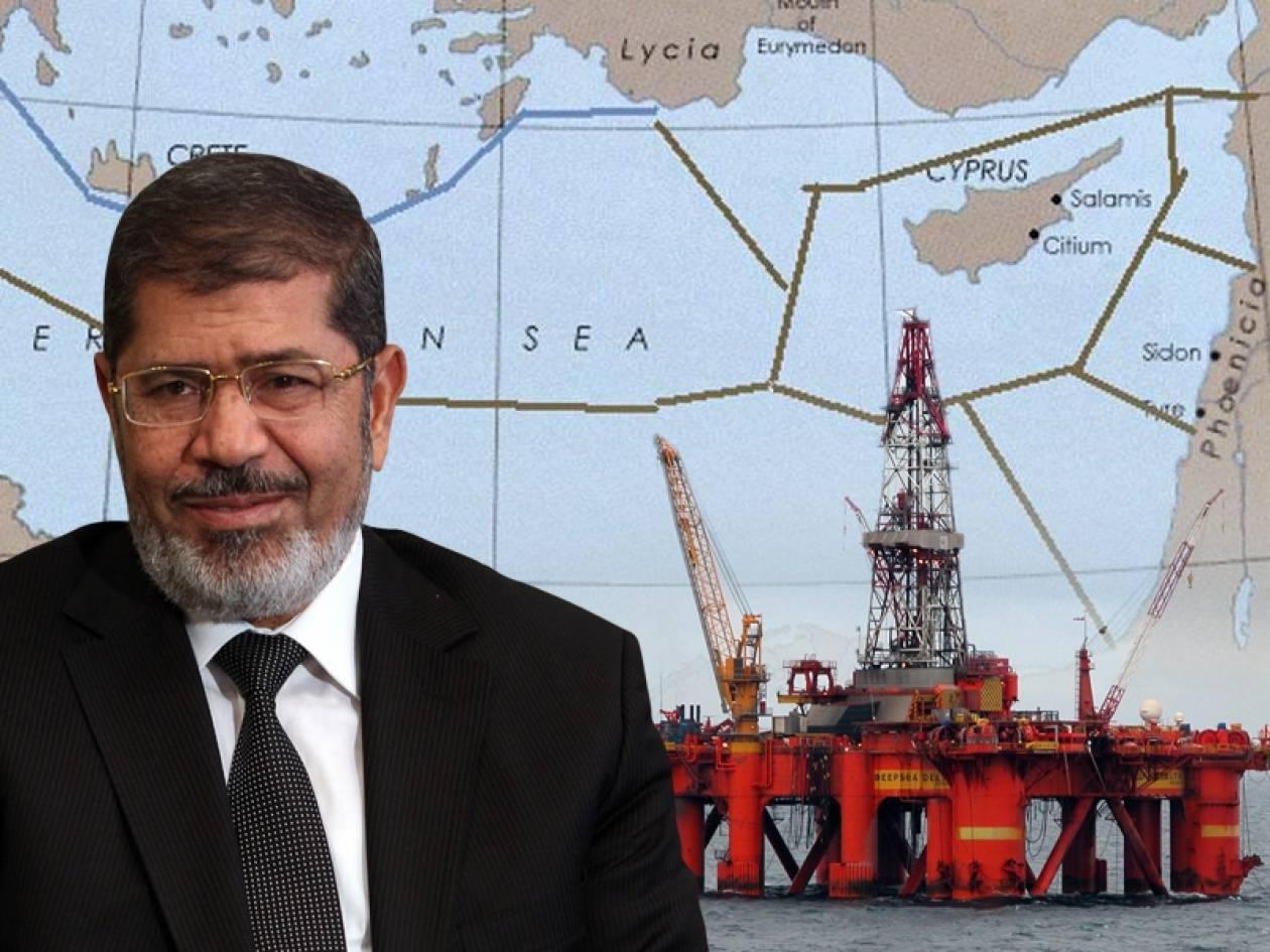 Η Αίγυπτος ακυρώνει την οριοθέτηση της ΑΟΖ με την Κύπρο